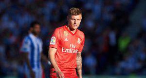Real Madrid Kroos