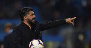 Gattuso Milan esonero