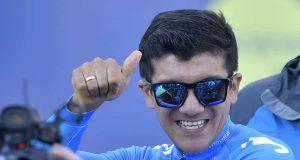 Giro d'Italia 2019, Carapaz