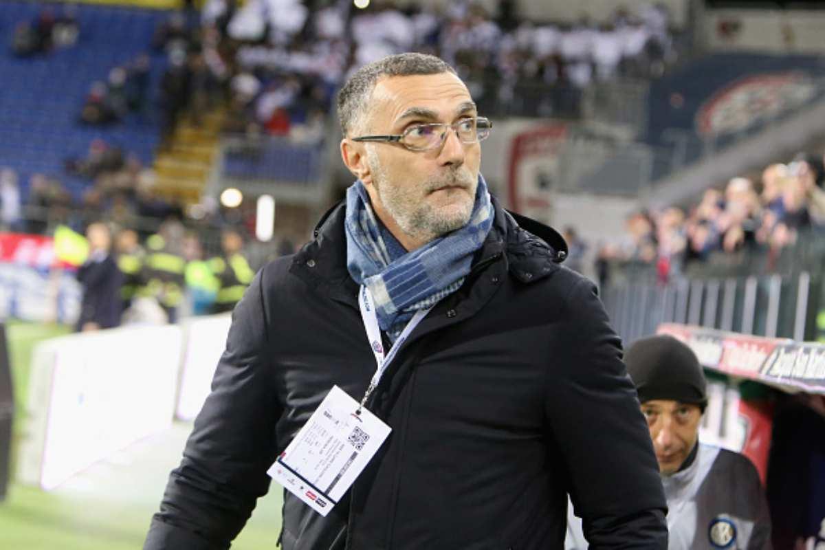 Giuseppe Bergomi ex bandiera dell'Inter