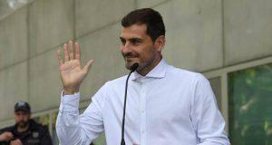 Iker Casillas Porto addio al calcio