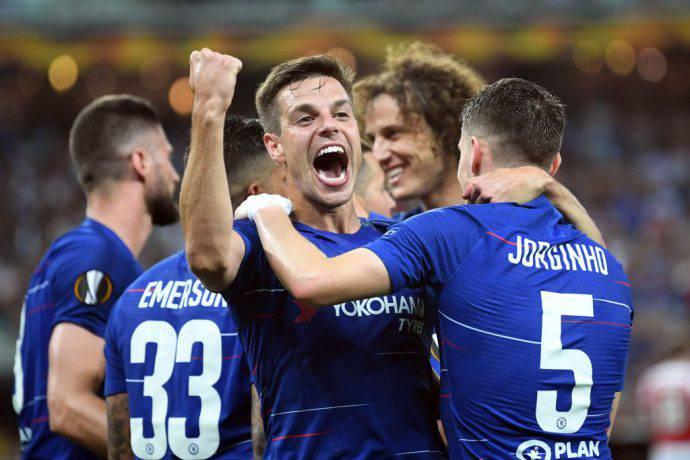 Il Chelsea trionfa a Baku
