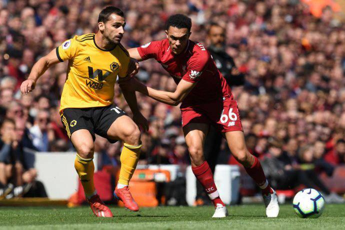 Il Liverpool batte i Wolves ma non basta