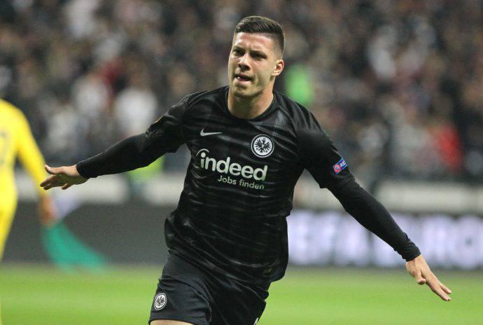 Il serbo Jovic ferisce anche il Chelsea