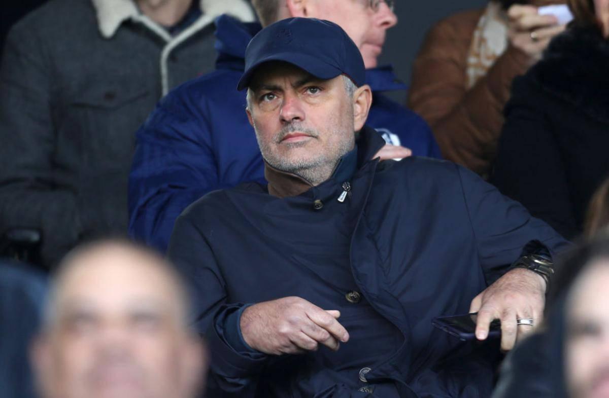 Josè Mourinho nel mirino della Roma