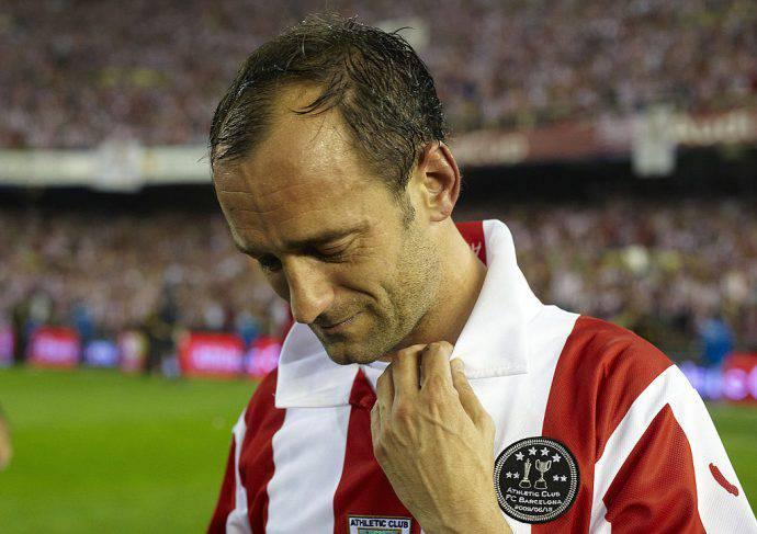 Joseba Etxeberria, nuovo mister dell'Athletic