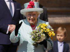 La Regina è tifosa dell'Arsenal
