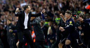 Frank Lampard è il favorito per la panchina del Chelsea nel dopo Sarri