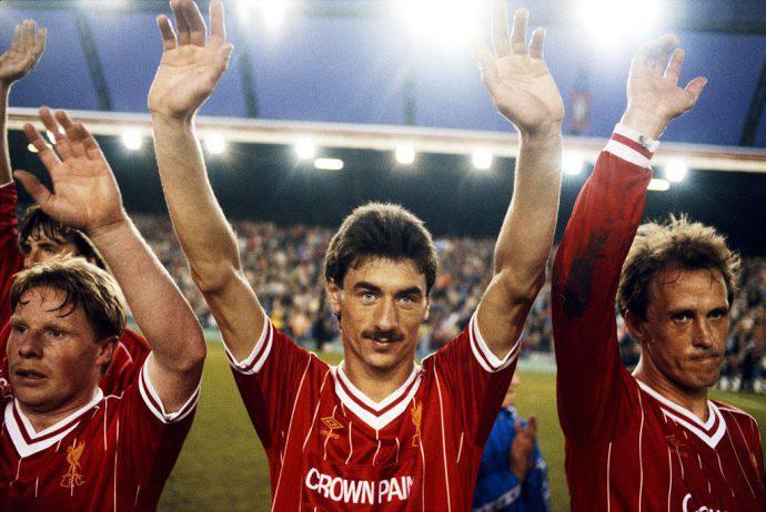 Lee, Rush e Neal salutano Anfield