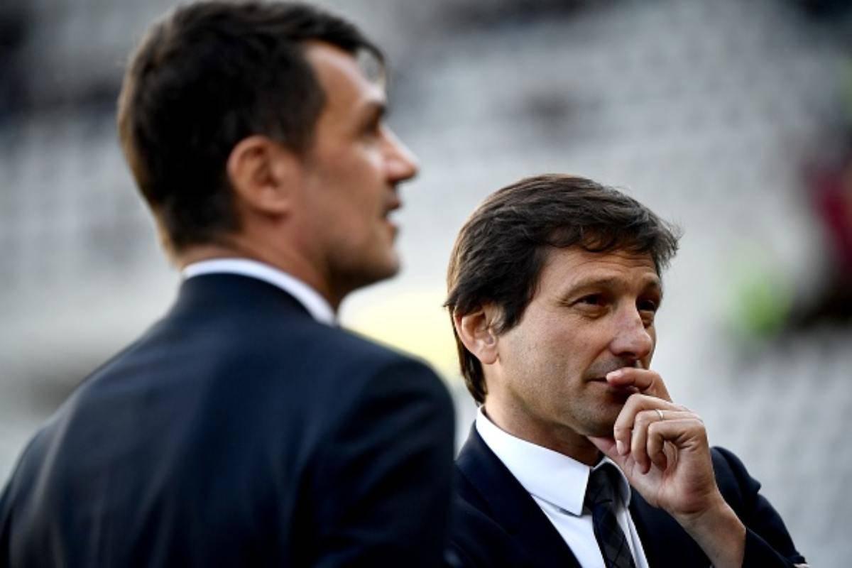 Leonardo Milan rischio addio