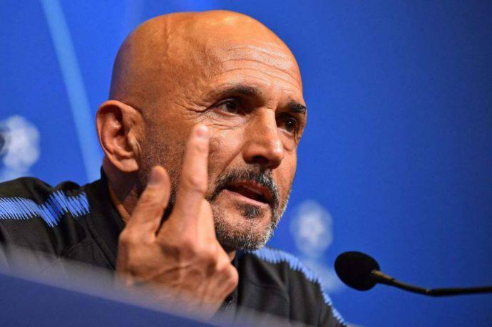 Luciano Spalletti Inter vigilia Udinese