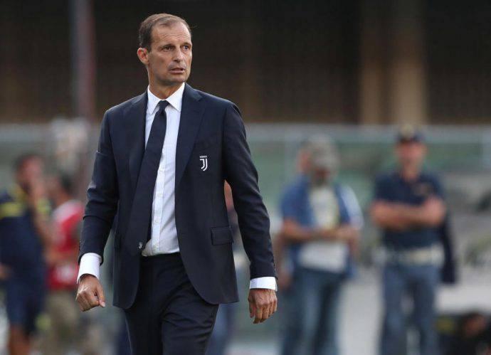 Allegri addio alla Juventus