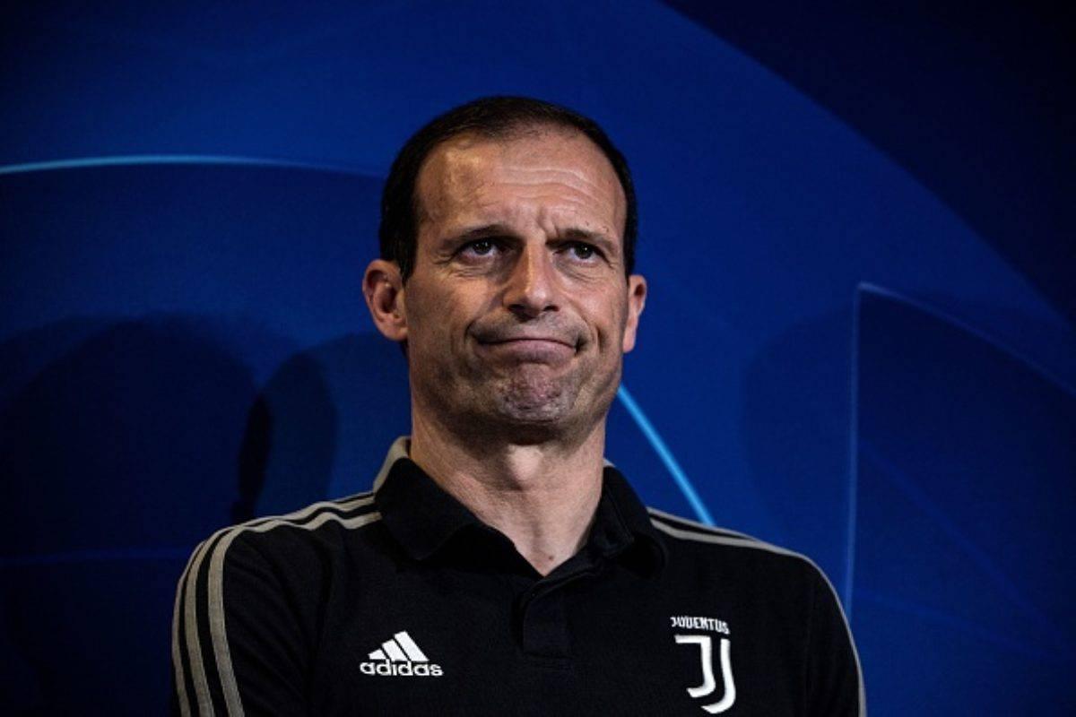 Massimiliano Allegri Juventus vigilia Roma
