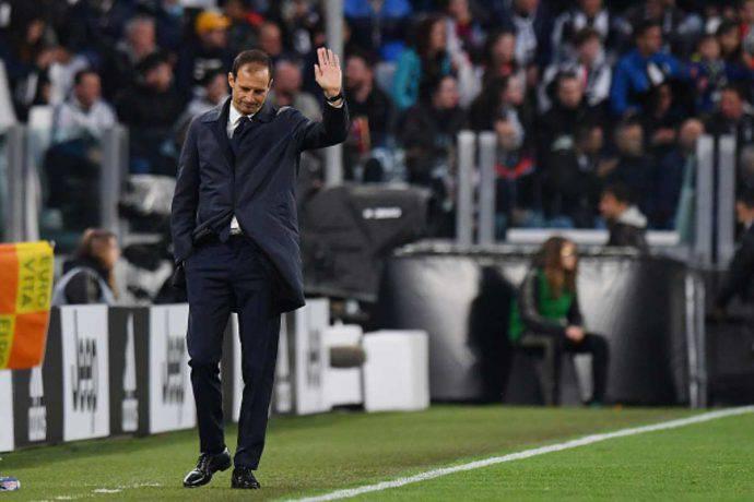 Massimiliano Allegri Juventus vigilia Sampdoria