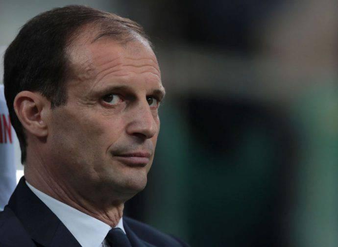 Massimiliano Allegri Juventus vigilia Torino