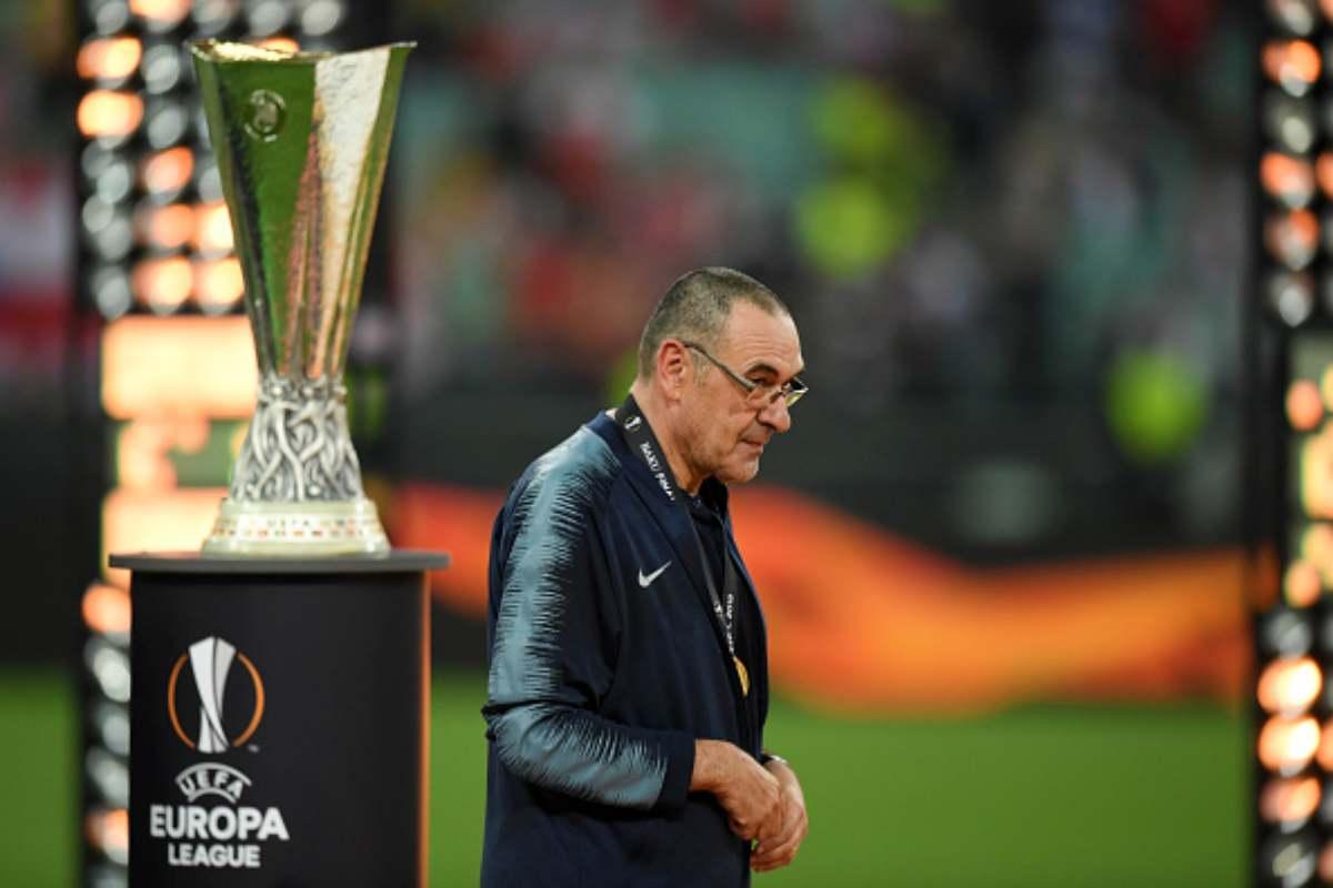 Maurizio Sarri verso la Juventus