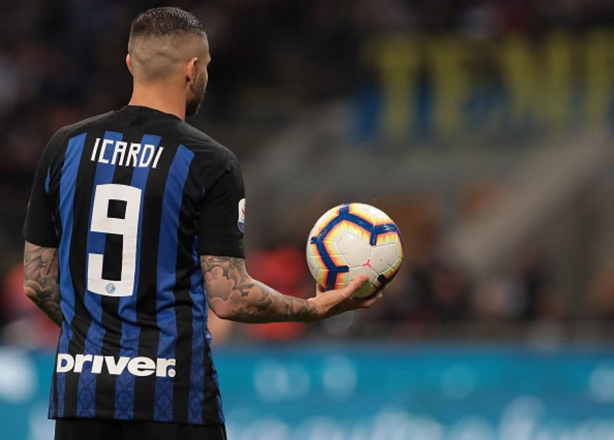Mauro Icardi Inter desiderio Juventus