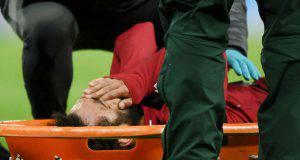 Mohamed Salah Liverpool colpo alla testa