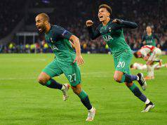 Moura segna la tripletta del Tottenham in Olanda