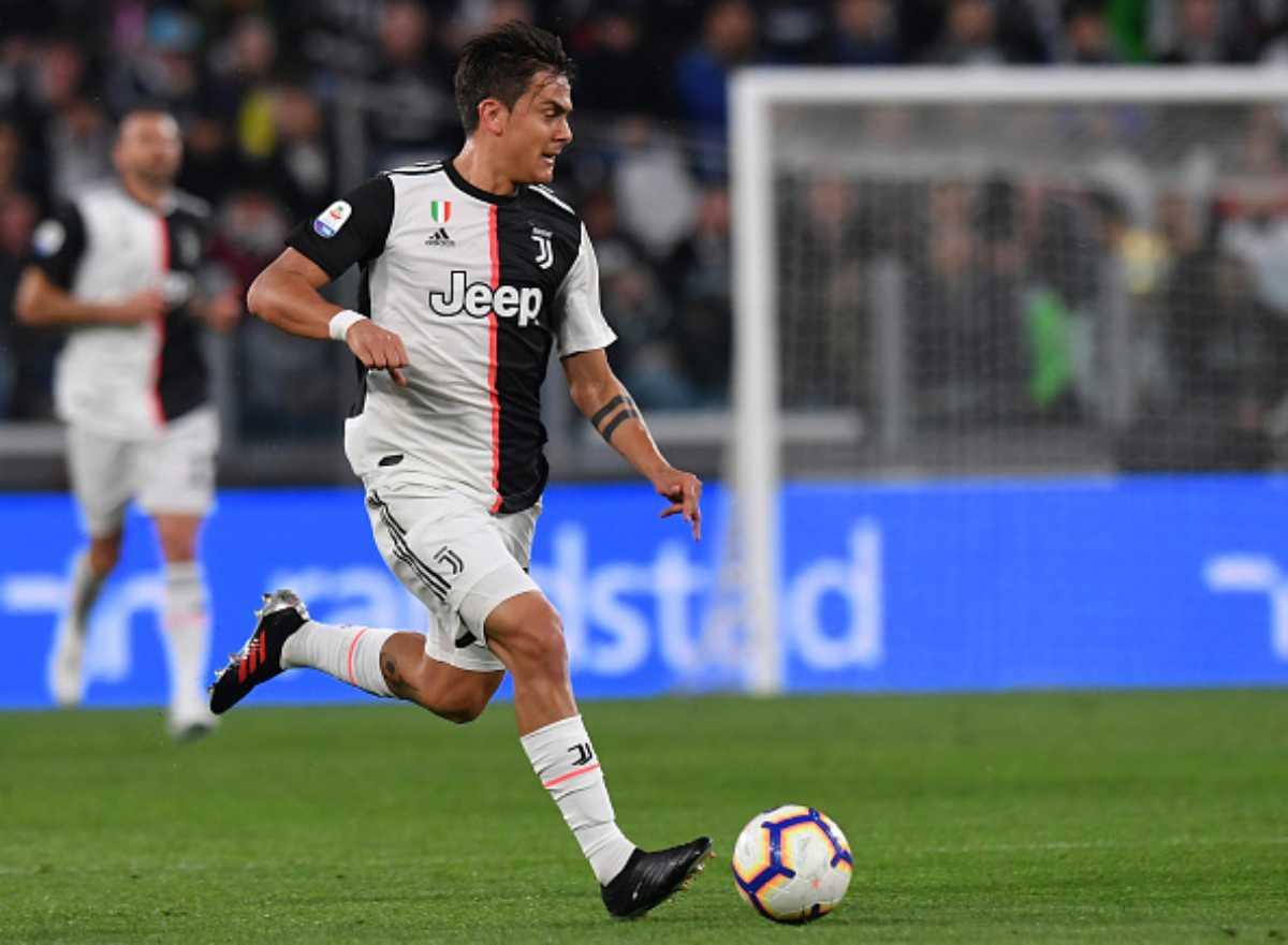 Paulo Dybala Juventus nel mirino del Bayern Monaco