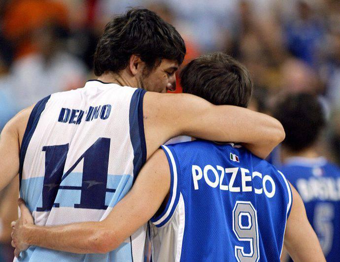 Pozzecco è il coach della Dinamo Sassari