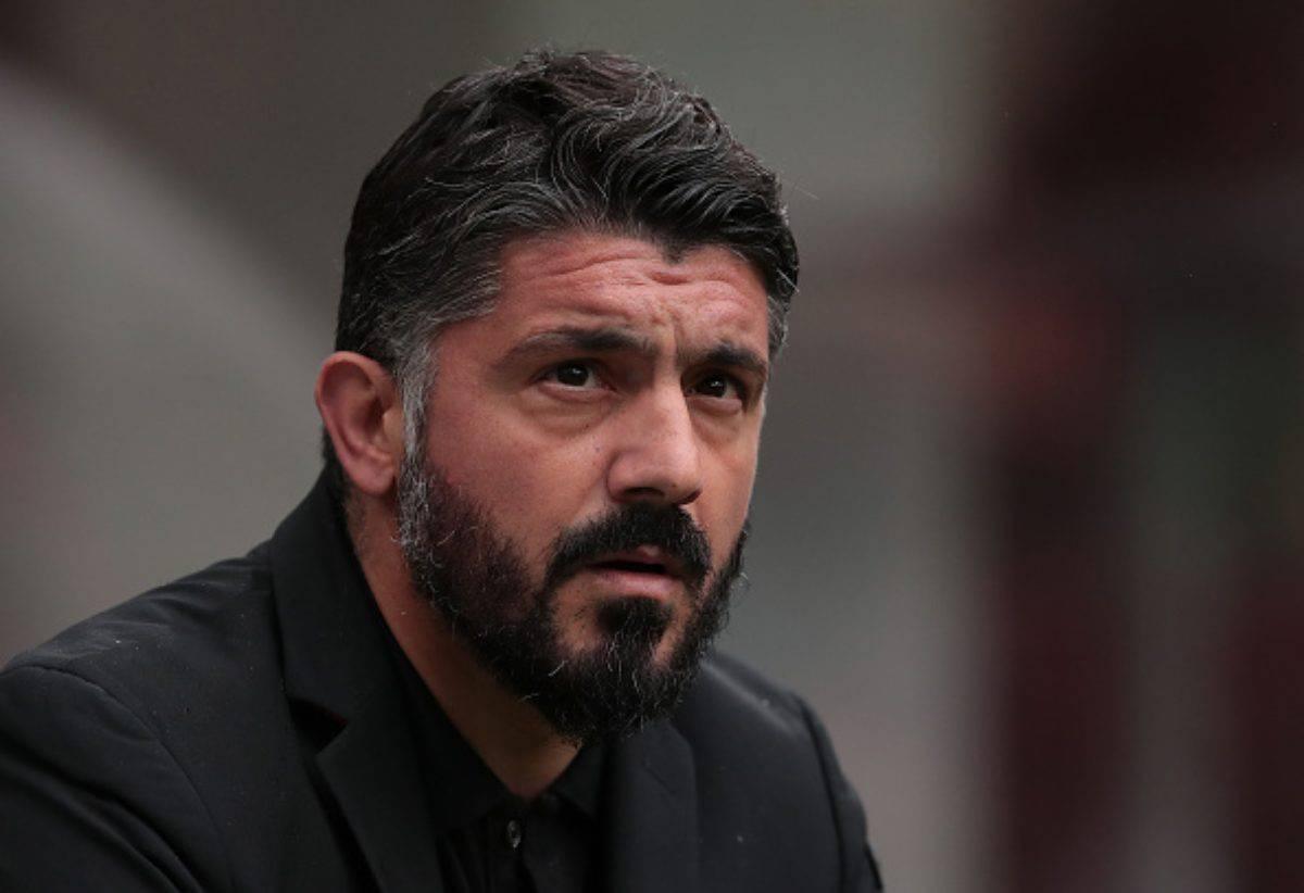 Rino Gattuso Milan ipotesi addio