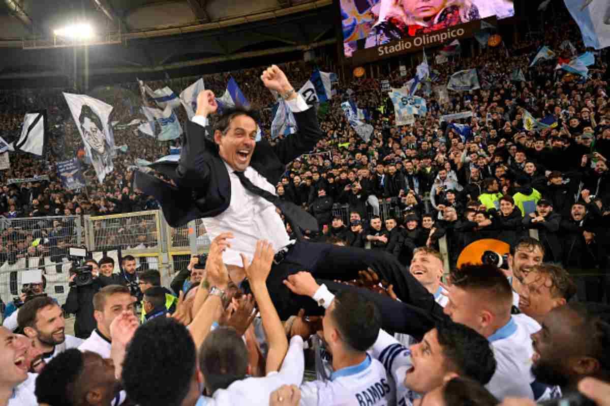 Simone Inzaghi Lazio ipotesi Juventus