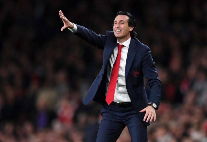 Unai Emery ha vinto 3-1 contro il Valencia