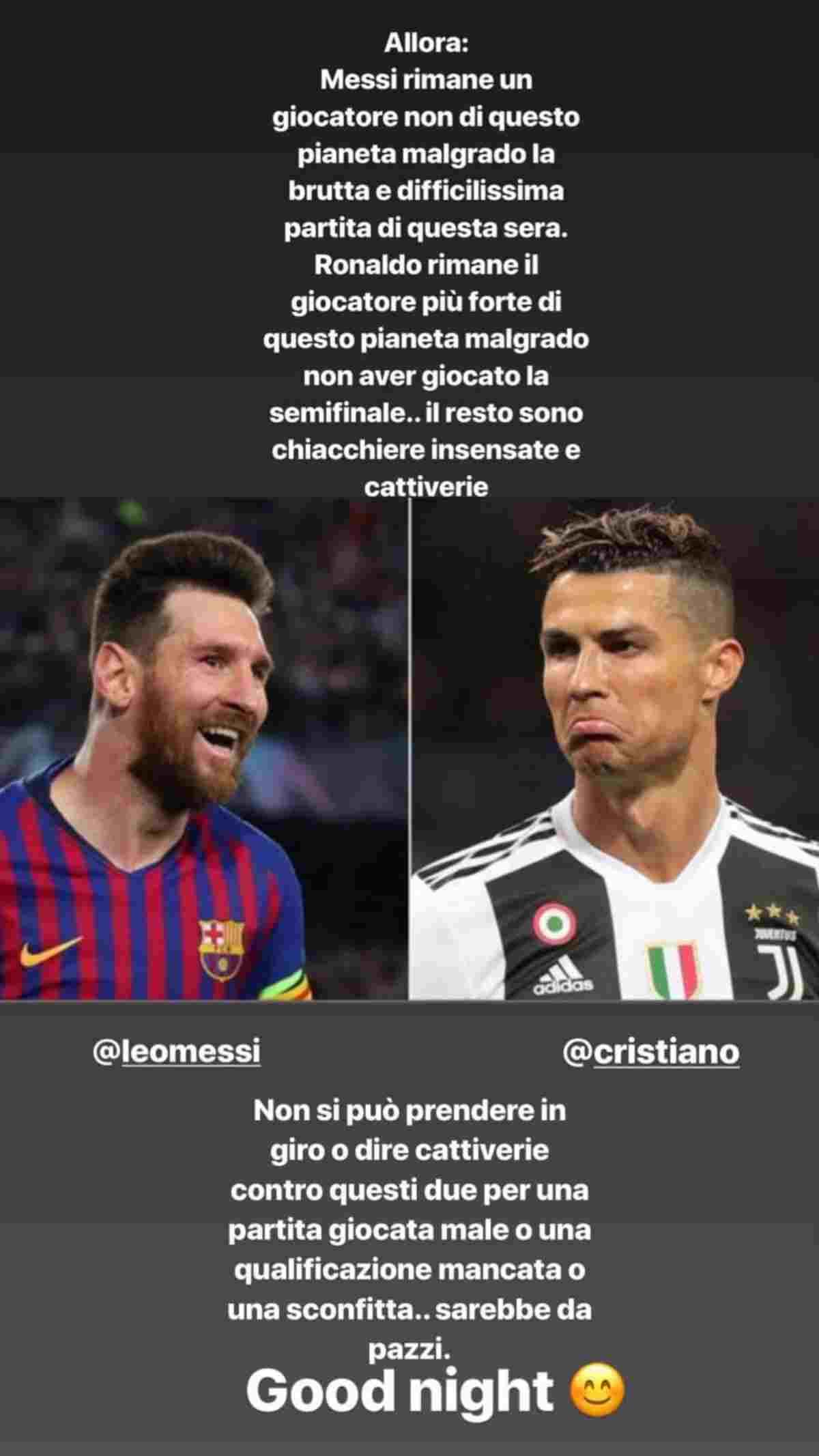 Balotelli Messi CR7
