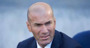 Zidane tesnione Real ipotesi Juventus