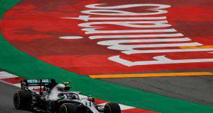 valtteri Bottas formula 1 Spagna Barcellona