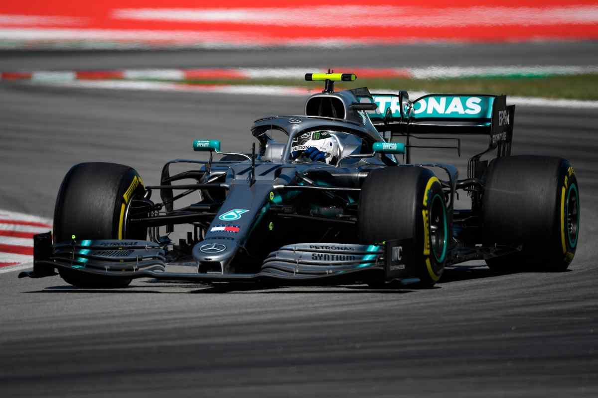 bottas valtteri Formula 1 test Barcellona