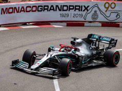 lewis hamilton formula 1 Monaco