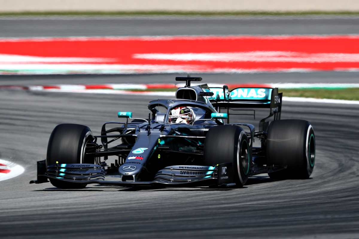 hamilton lewis Formula 1 Spagna Barcellona