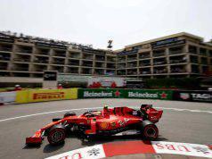 charles leclerc Formula 1 Monaco