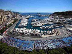 monaco GP Formula 1
