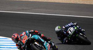 fabio quartararo vinales test MotoGP Jerez