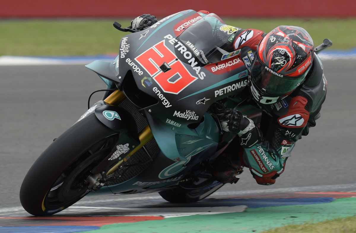 Fabio Quartararo Yamaha MotoGP Jerez