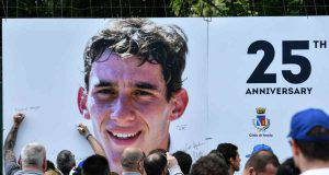 Ayrton Senna Imola Formula 1