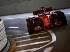 Sebastian Vettel Formula 1 Monaco