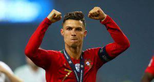 Cristiano Ronaldo Portogallo Uefa