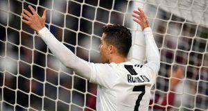 Cristiano Ronaldo aspetta Sarri