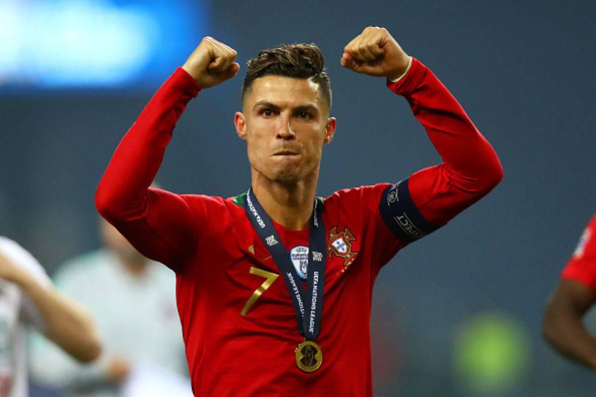 Cristiano Ronaldo ennesimo trionfo