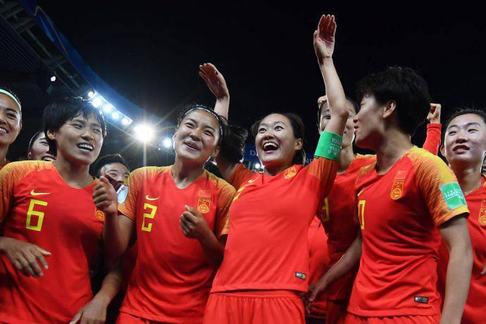 Ecco le cinesi, brave e carine!