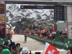Egan Bernal vince la settima tappa del Giro di Svizzera