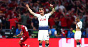 Eriksen messaggio al Real Madrid