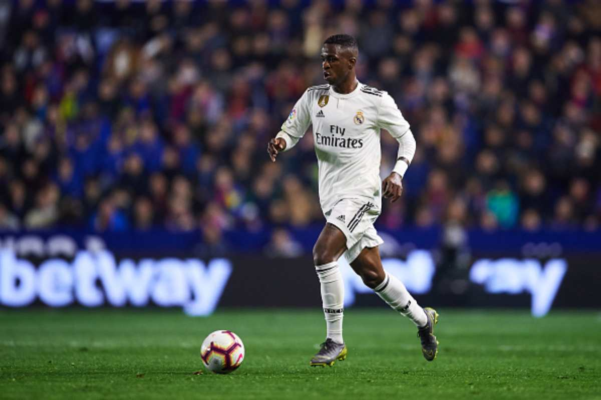 Vinicius Mbappé Real Madrid