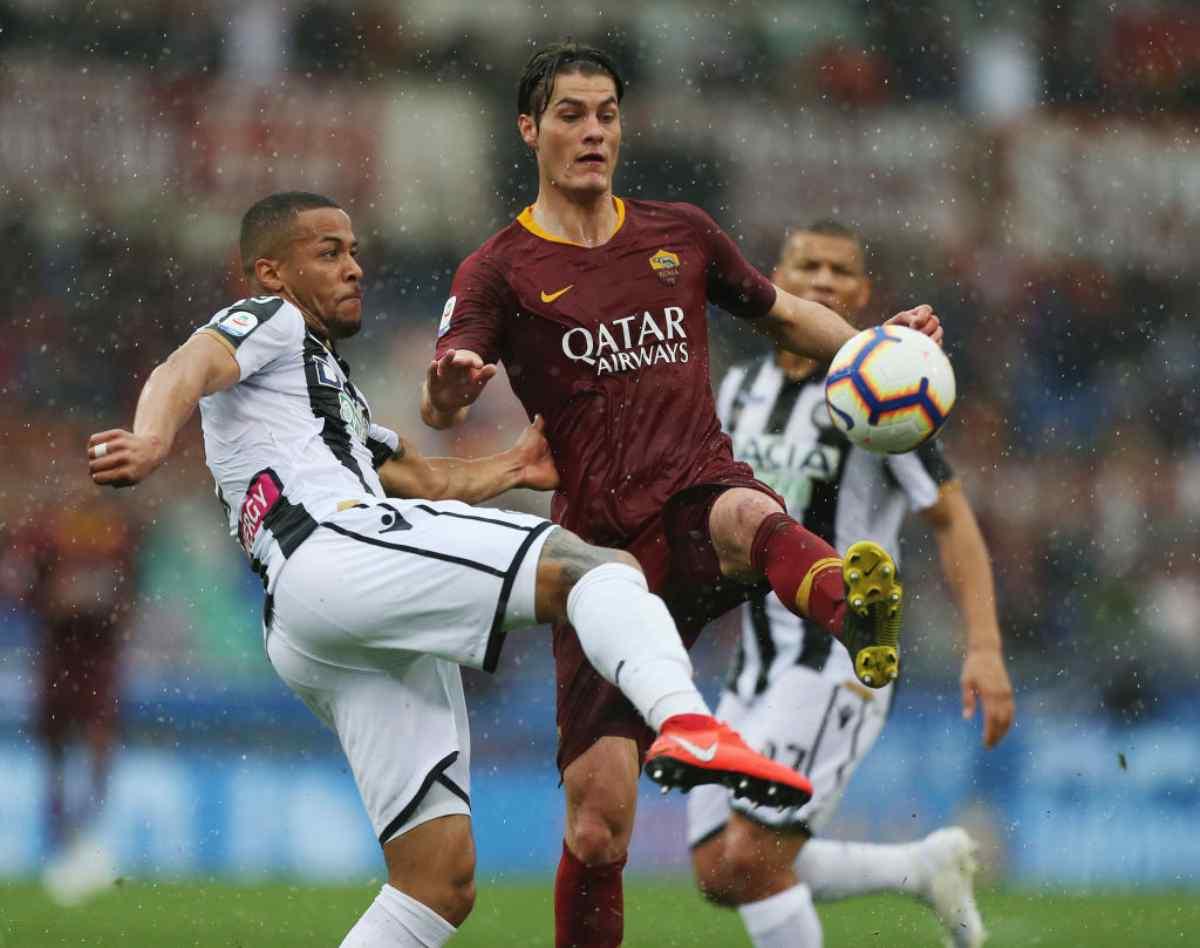 Schick, calciomercato Roma