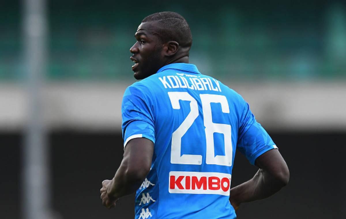Koulibaly Juventus Sarri