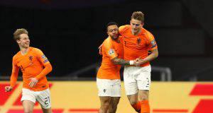Le probabili formazioni di Olanda-Inghilterra